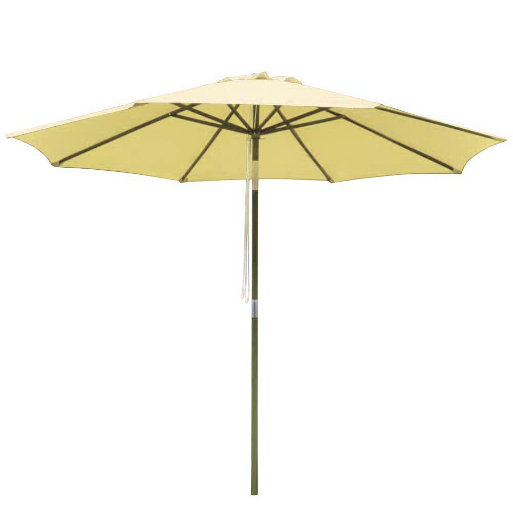 9FT-Patio-Umbrella-Canopy-Top-Cover-Replacement-8-Ribs-Market-Outdoor-Yard thumbnail 5
