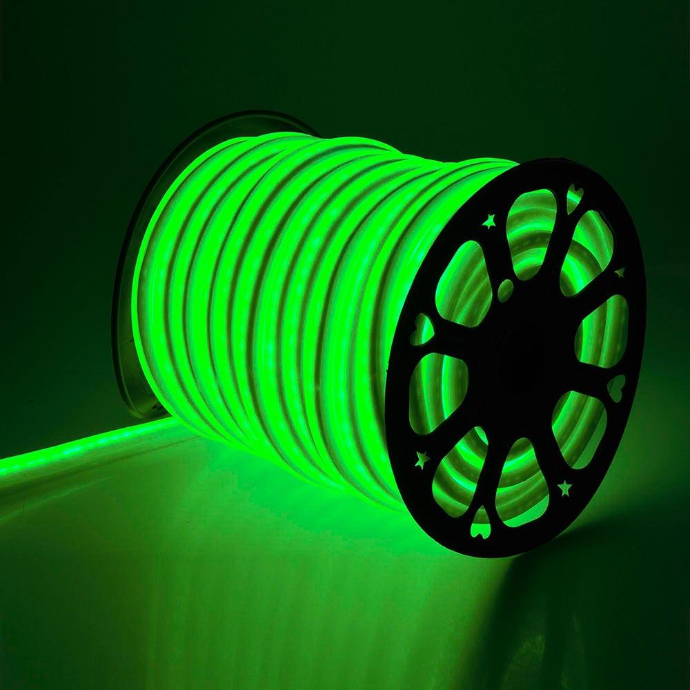 delight 150 39 led neon rope strip light flex tube home. Black Bedroom Furniture Sets. Home Design Ideas
