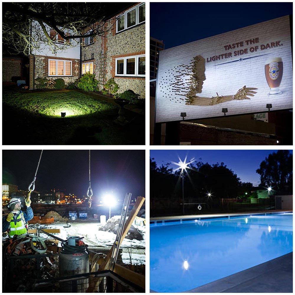 100w led flood light outdoor landscape lamp ip66 spotlight lamp cool 100w led flood light outdoor landscape lamp ip66 spotlight lamp cool white 640671031356 ebay aloadofball Image collections