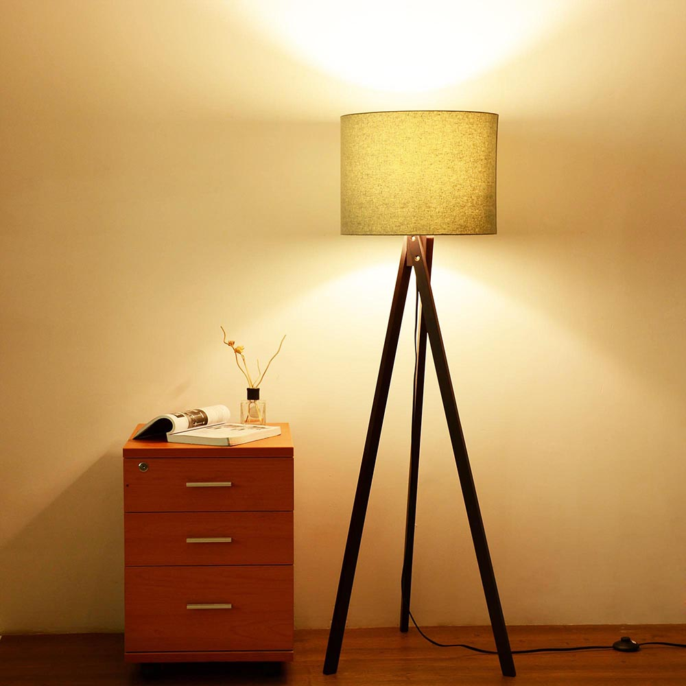 Charming 57 034 Modern Floor Night Lamp Living Room