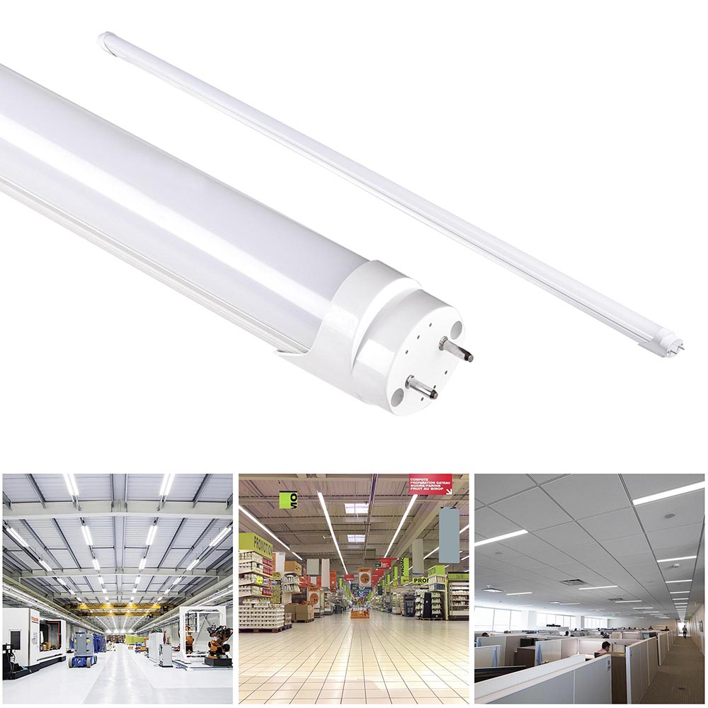 how to change fluorescent tube to led