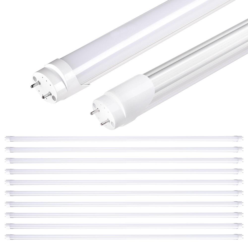 Fluorescent Light Repair: 4FT T8 LED Tube Bulb Light Fluorescent Lamp Bulb