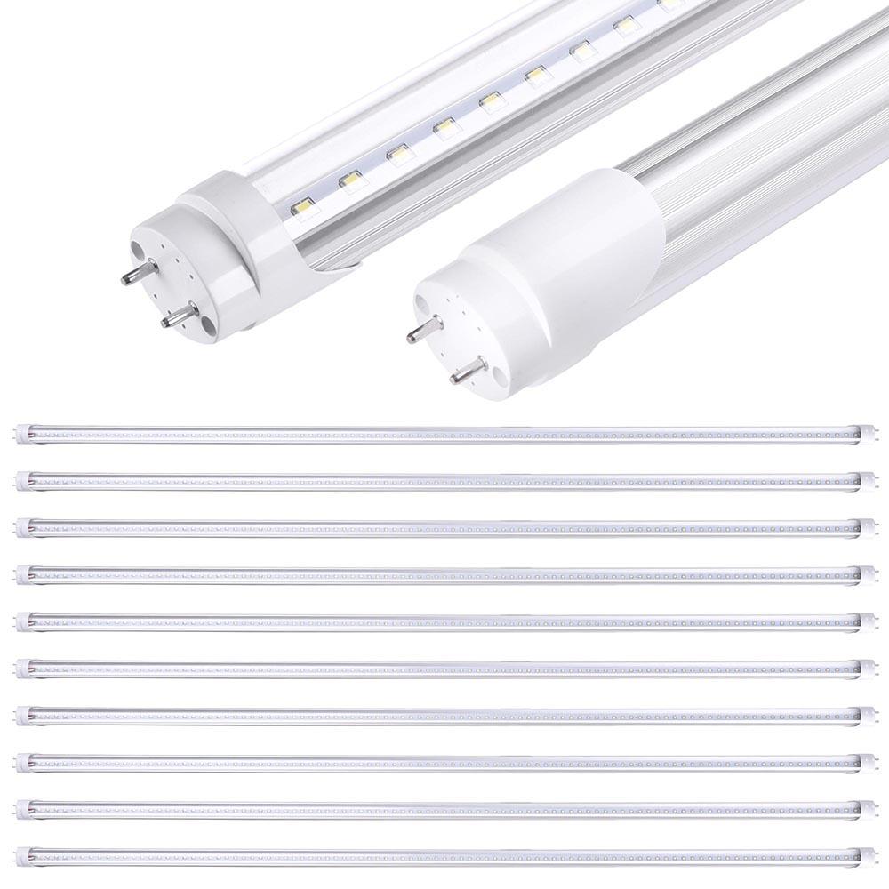 T8 Light Fixture Not Working: 4FT T8 LED Tube Bulb Light Fluorescent Lamp Bulb