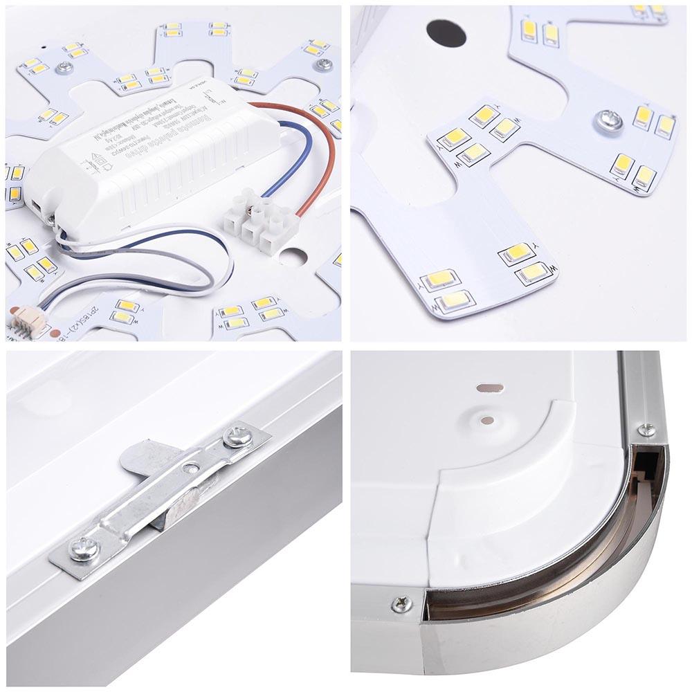 LED Ceiling Light Flush Mount Fixture Lamp Bedroom Kitchen