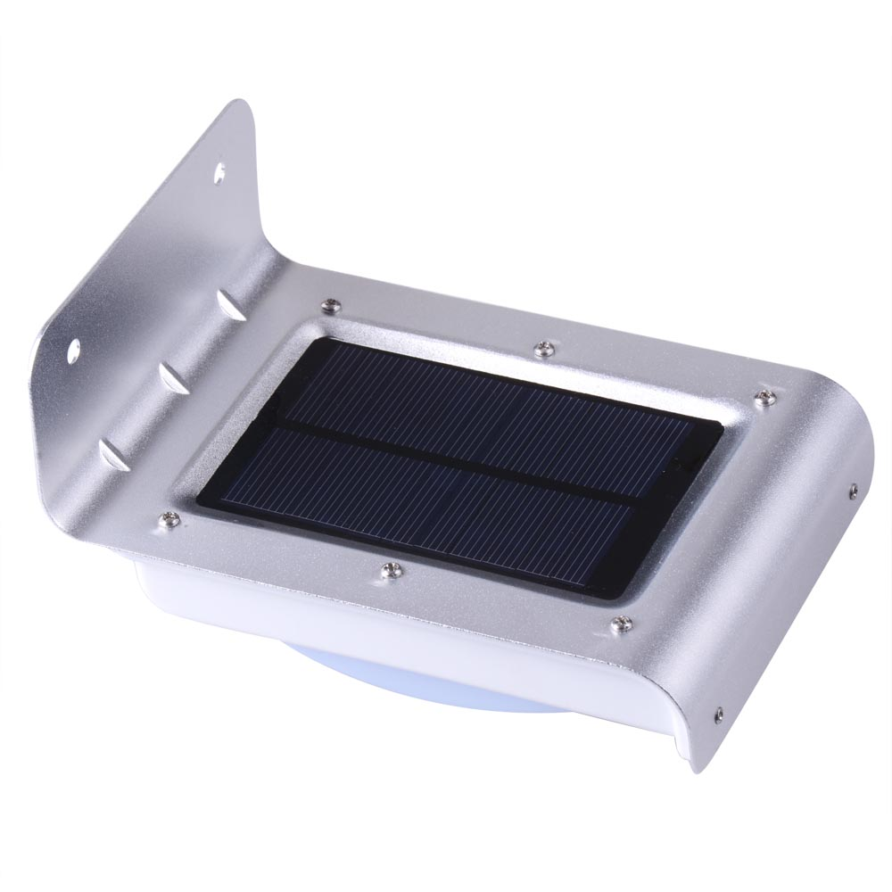 16 Led Solar Power Motion Sensor Garden Security Lamp Outdoor Lightings Gt Wholesale Lamps 5mm Leds Waterproof Light 640671070959 Ebay