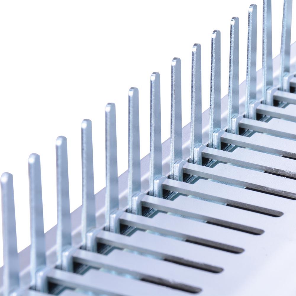 21-Hole 450 Sheet Comb Binding Machine Paper Punch Binder