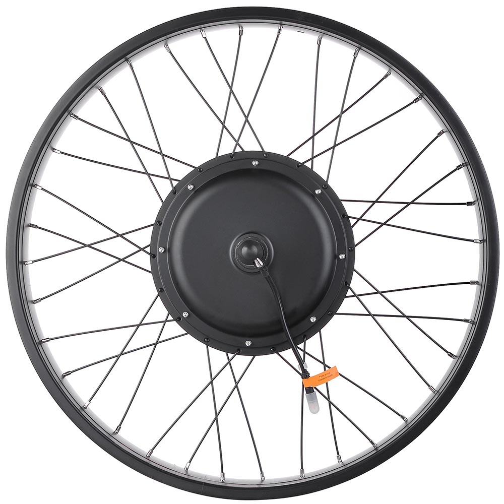 20-24-26-034-Front-Wheel-Electric-Bicycle-Motor-Conversion-Kit-Tire-750W-1000W thumbnail 21