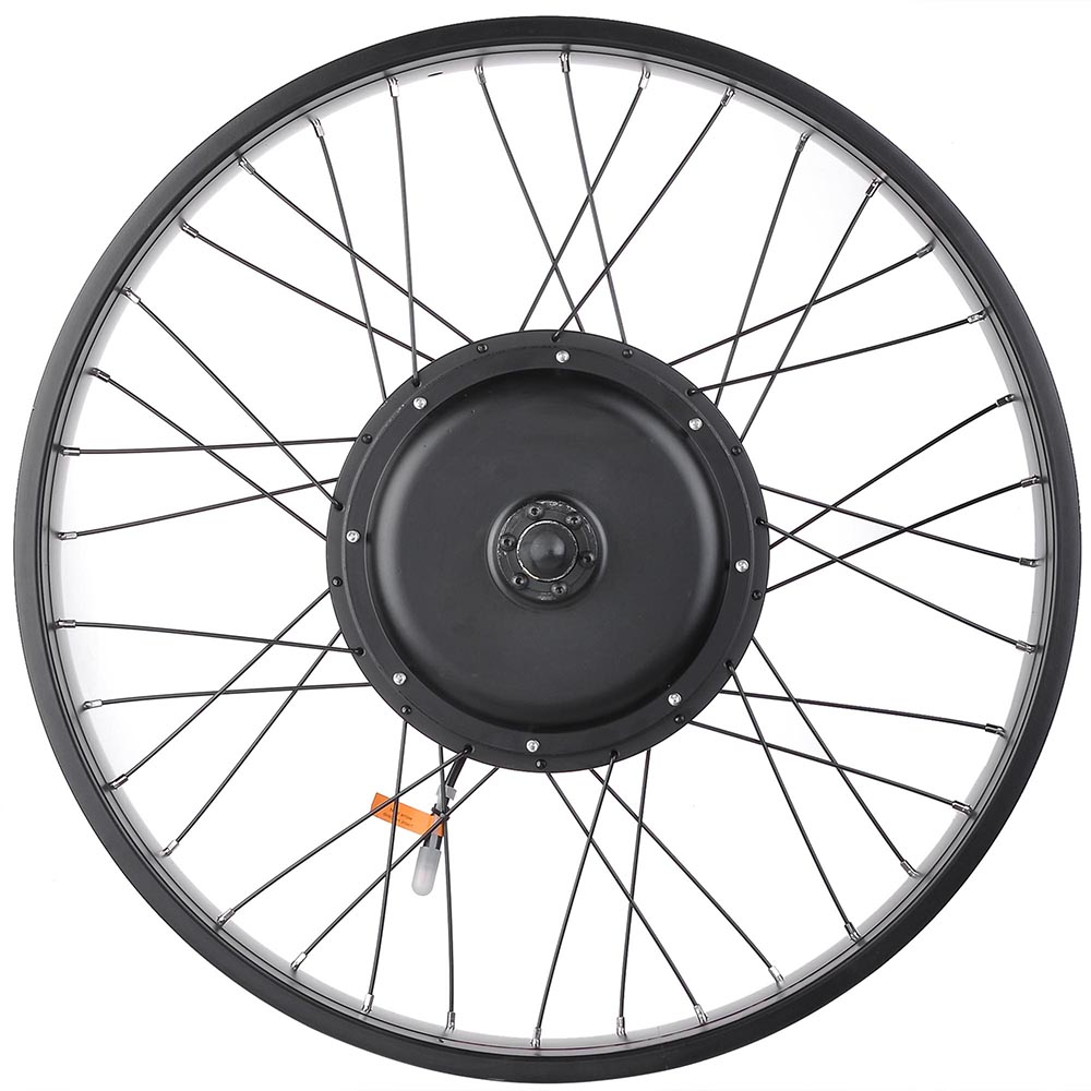 20-24-26-034-Front-Wheel-Electric-Bicycle-Motor-Conversion-Kit-Tire-750W-1000W thumbnail 22