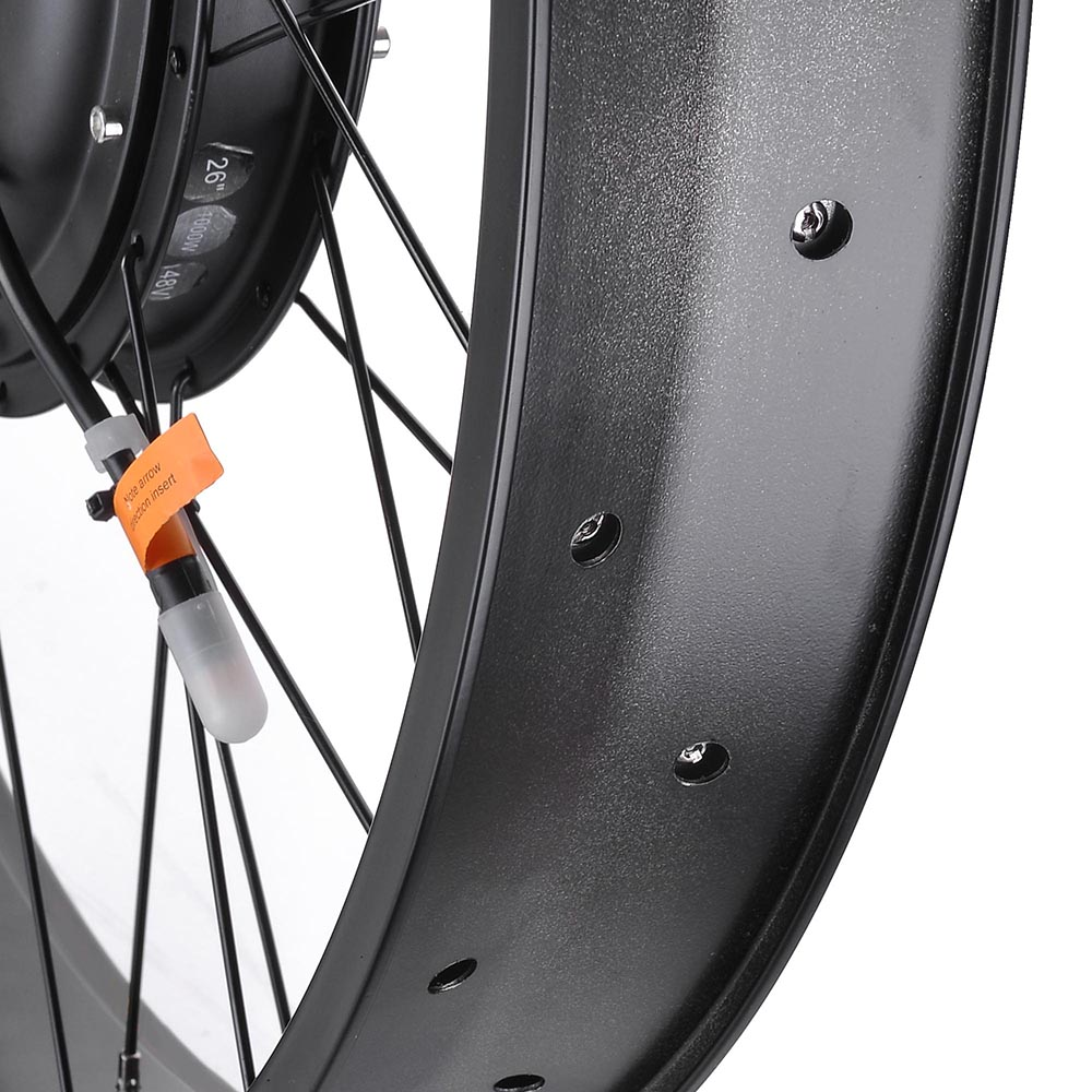 20-24-26-034-Front-Wheel-Electric-Bicycle-Motor-Conversion-Kit-Tire-750W-1000W thumbnail 24