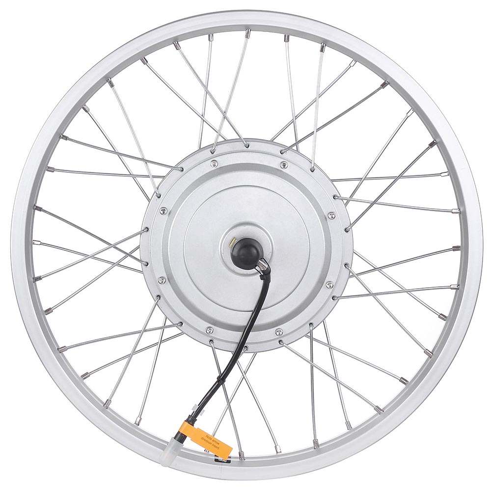 20-24-26-034-Front-Wheel-Electric-Bicycle-Motor-Conversion-Kit-Tire-750W-1000W thumbnail 39
