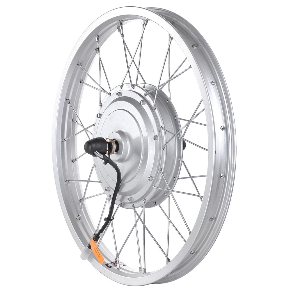 20-24-26-034-Front-Wheel-Electric-Bicycle-Motor-Conversion-Kit-Tire-750W-1000W thumbnail 41