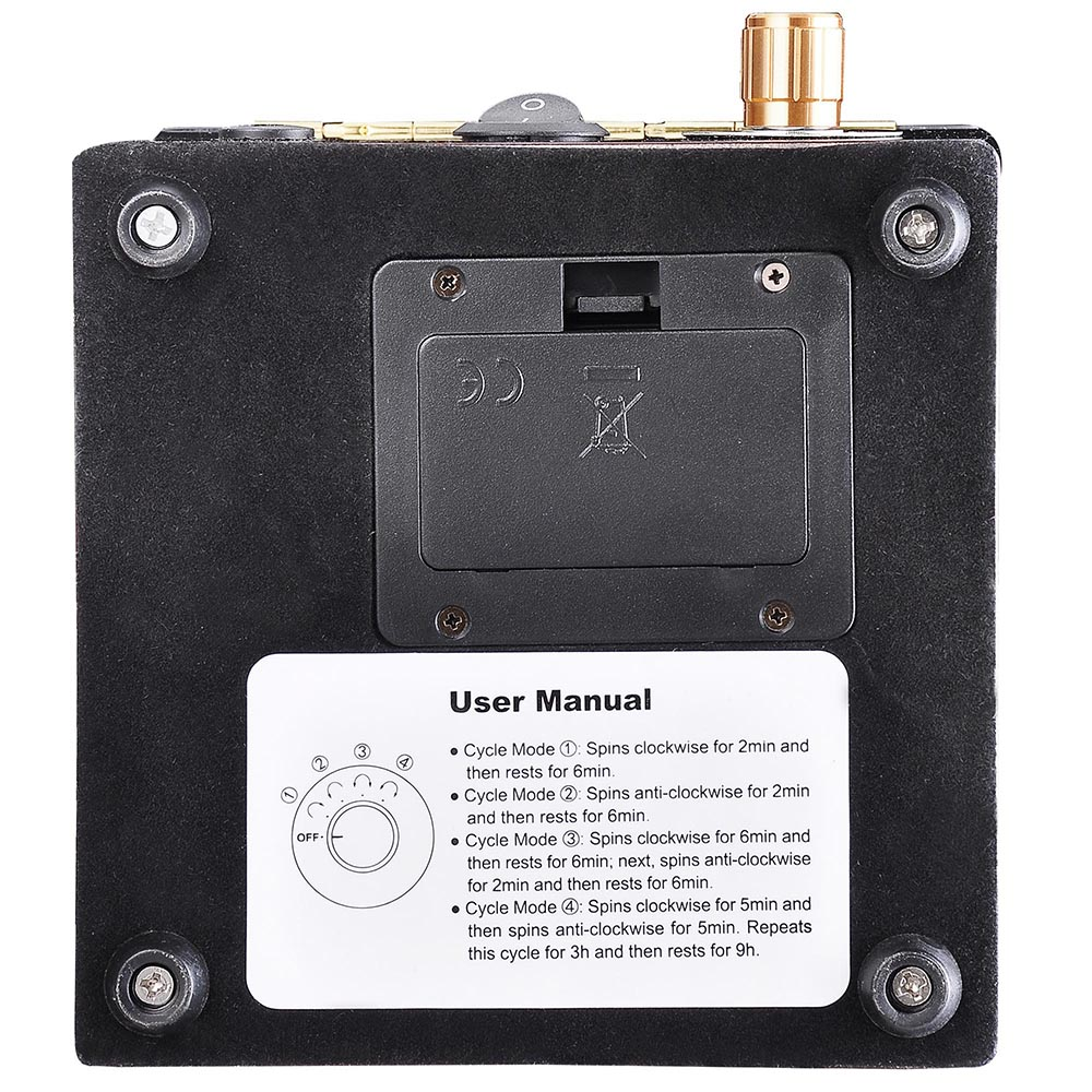 Automatic-Single-Dual-Watch-Winder-Wood-Display-Box-Case-Storage-Japan-Motor thumbnail 7