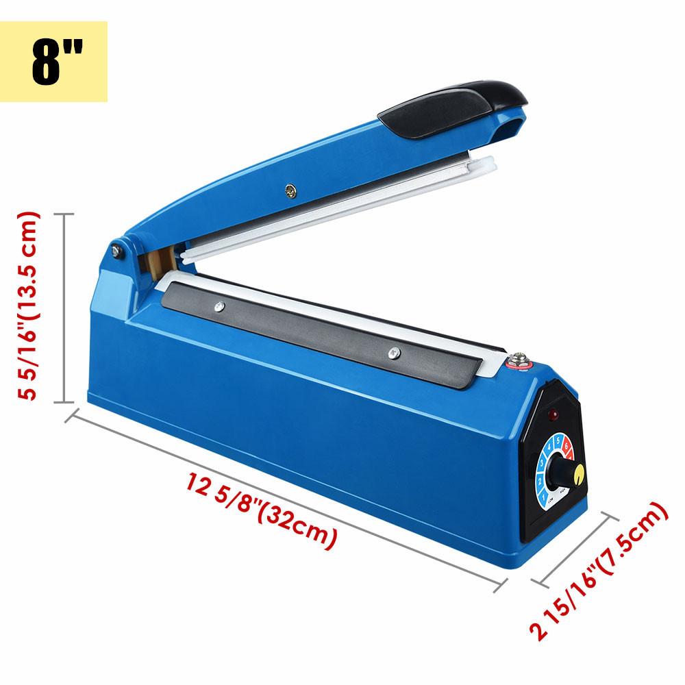 ReaseJoy 20 Impulse Manual Hand Sealer Heat Sealing Machine 500mm ...
