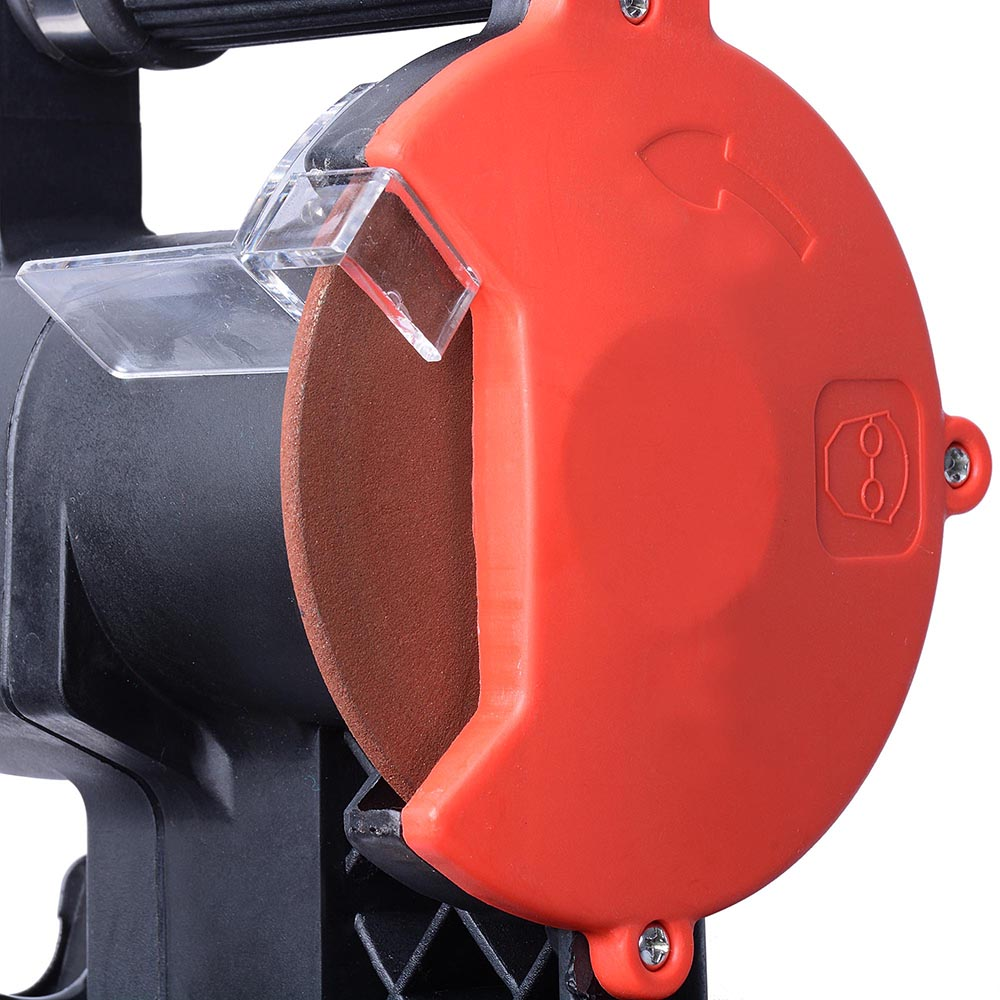 Electric Chain Saw Sharpener 4800rpm Bench Wall Mount