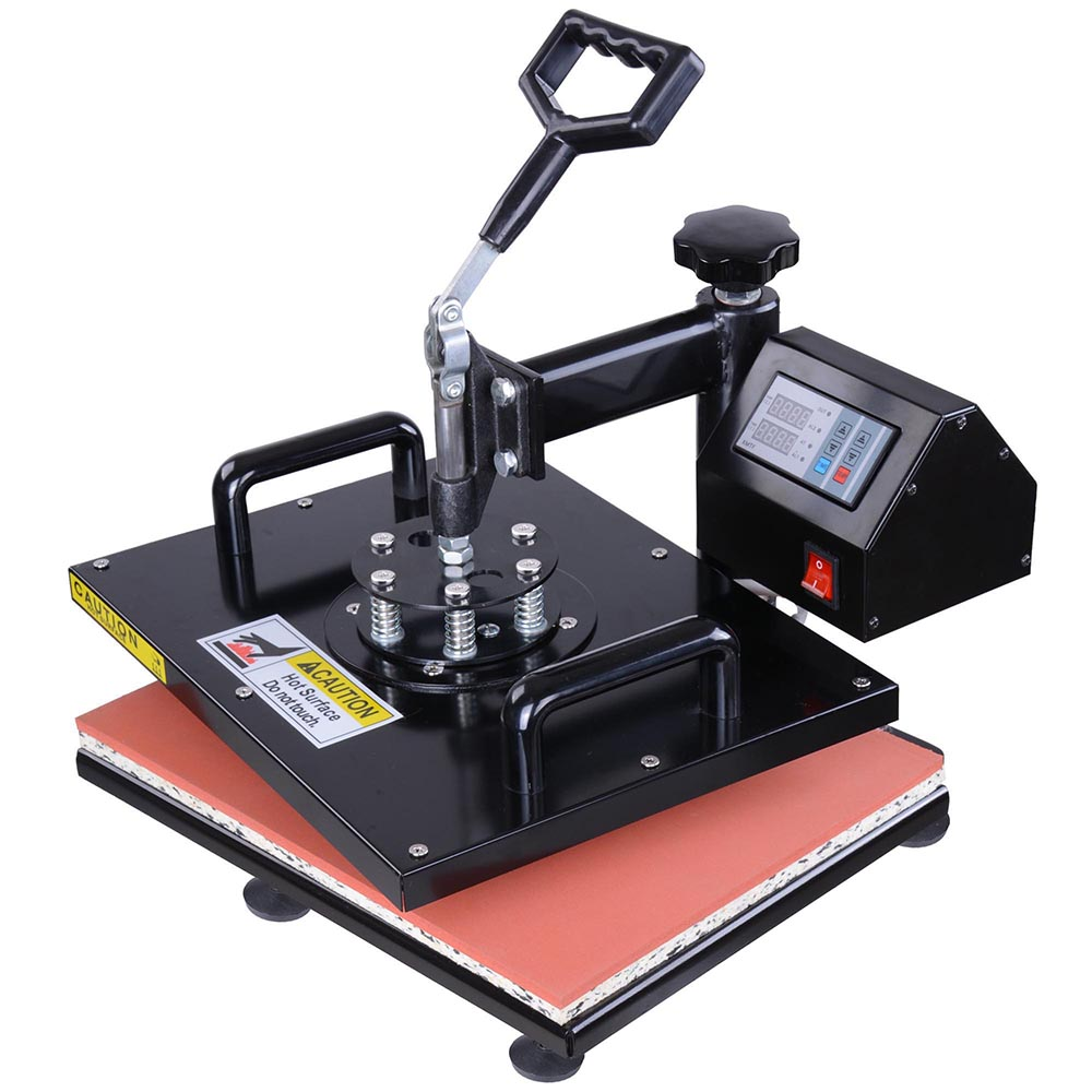 Heat press machine 12x15 15x15 digital transfer for Thermal transfer printing equipment for t shirt