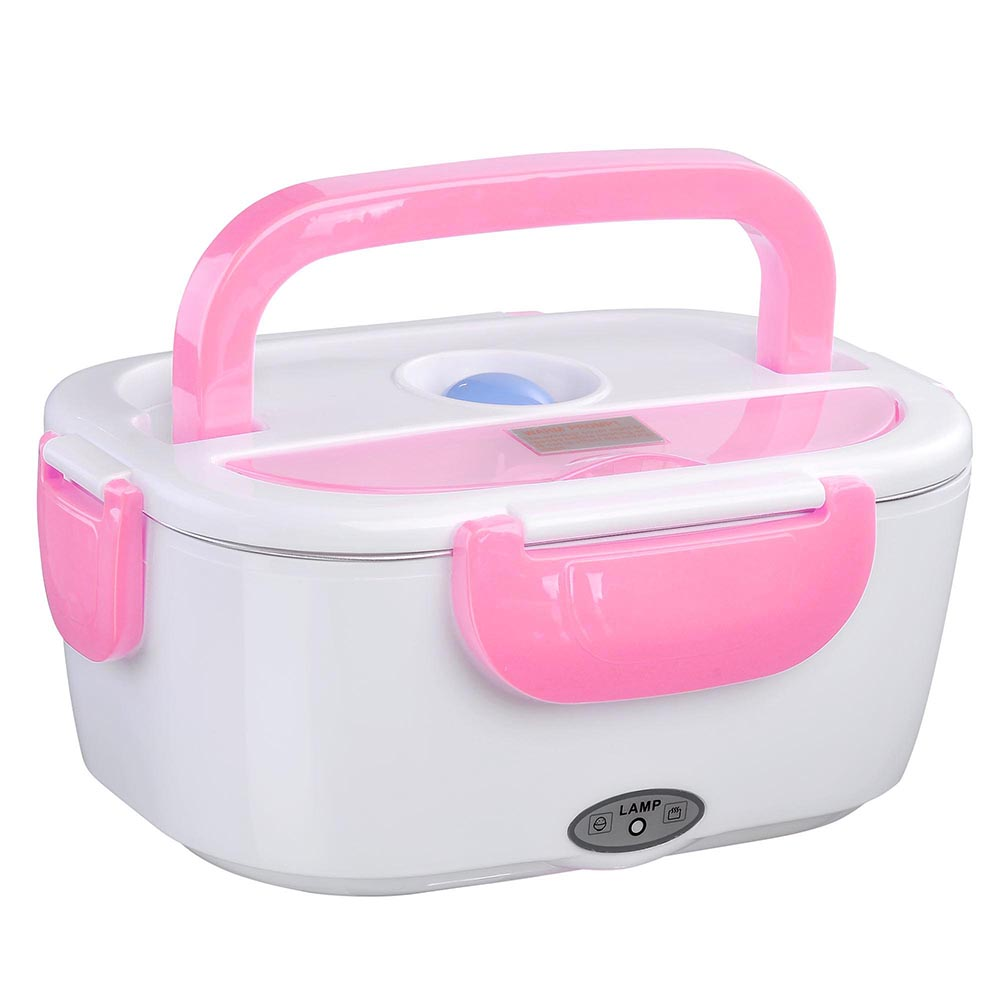 1-5-L-Portable-Car-Electric-Lunch-Box-Food-Storage-Container-Heater-40W-110V thumbnail 24