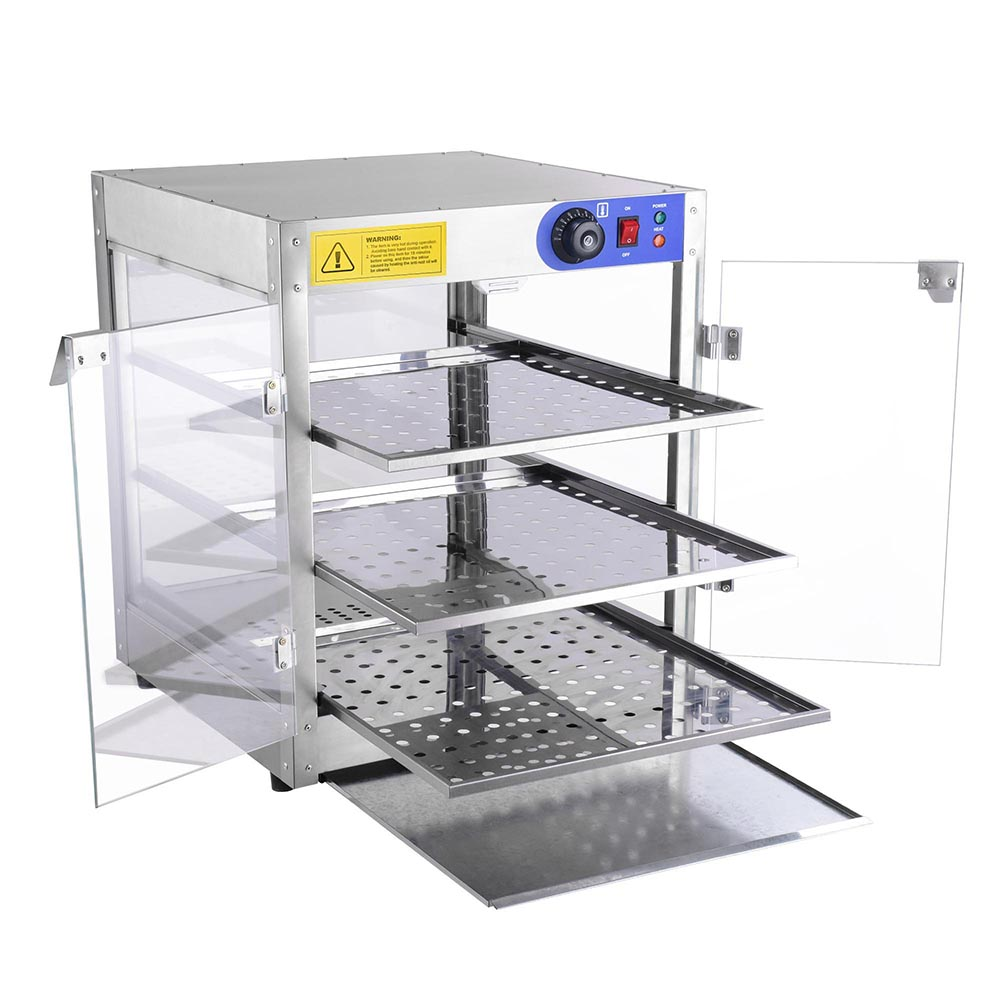 Commercial-Countertop-Food-Pizza-Pastry-Soup-Warmer-Hot-Case-20x20x24-24x19x15