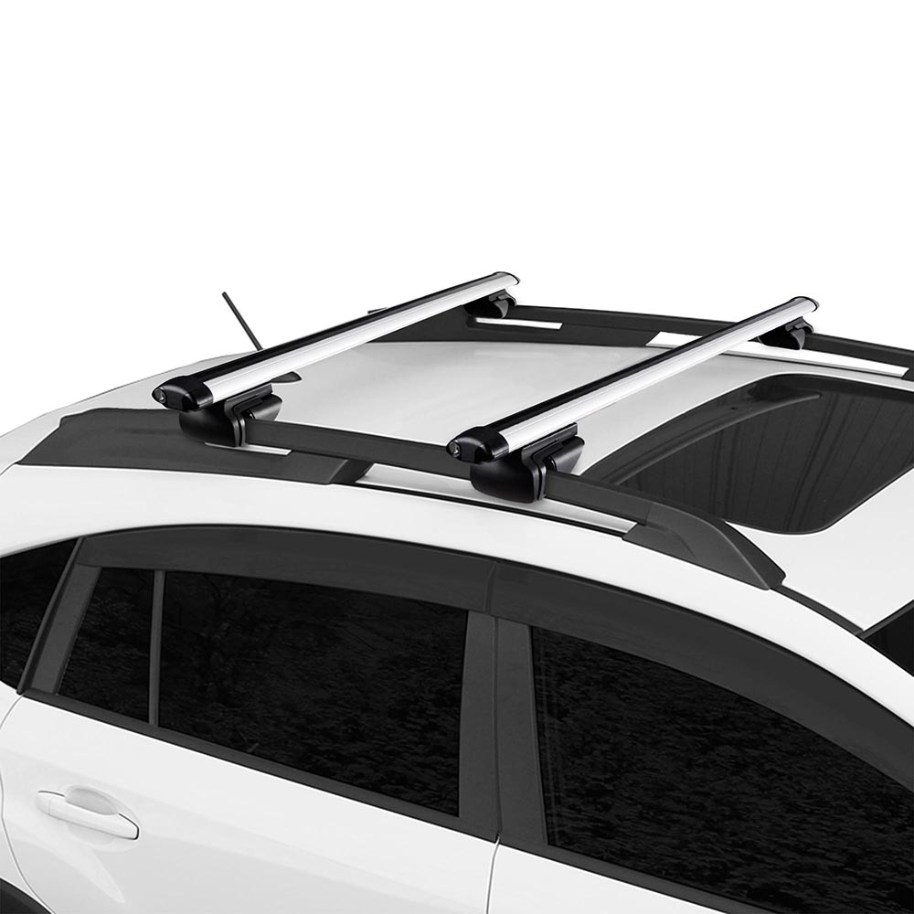 Universal 48 Quot Car Top Luggage Cross Bar Roof Rack Cargo