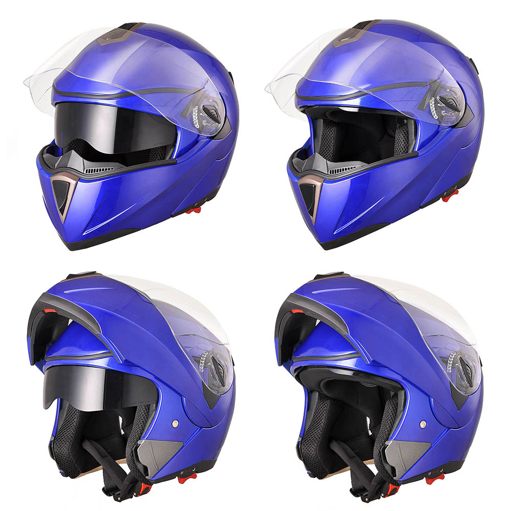 how to know motorcycle helmet size