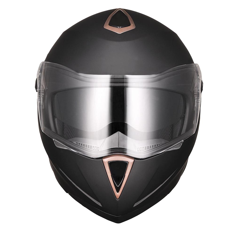 DOT-Flip-up-Modular-Full-Face-Motorcycle-Helmet-Dual-Visor-Motocross-Size-Opt thumbnail 134