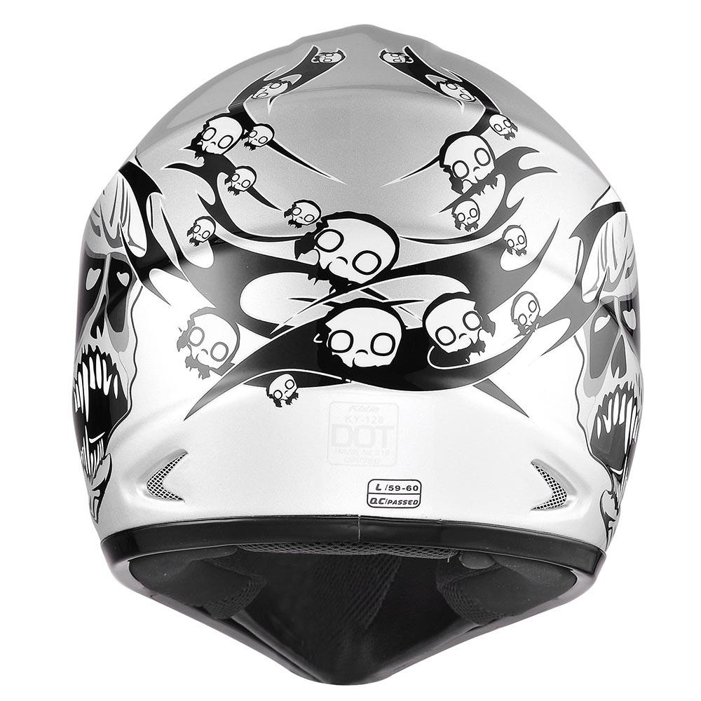 DOT-Approve-Motocross-Offroad-Dirt-Bike-Helmet-Adult-Full-Face-MX-Helmets-M-L-XL thumbnail 13