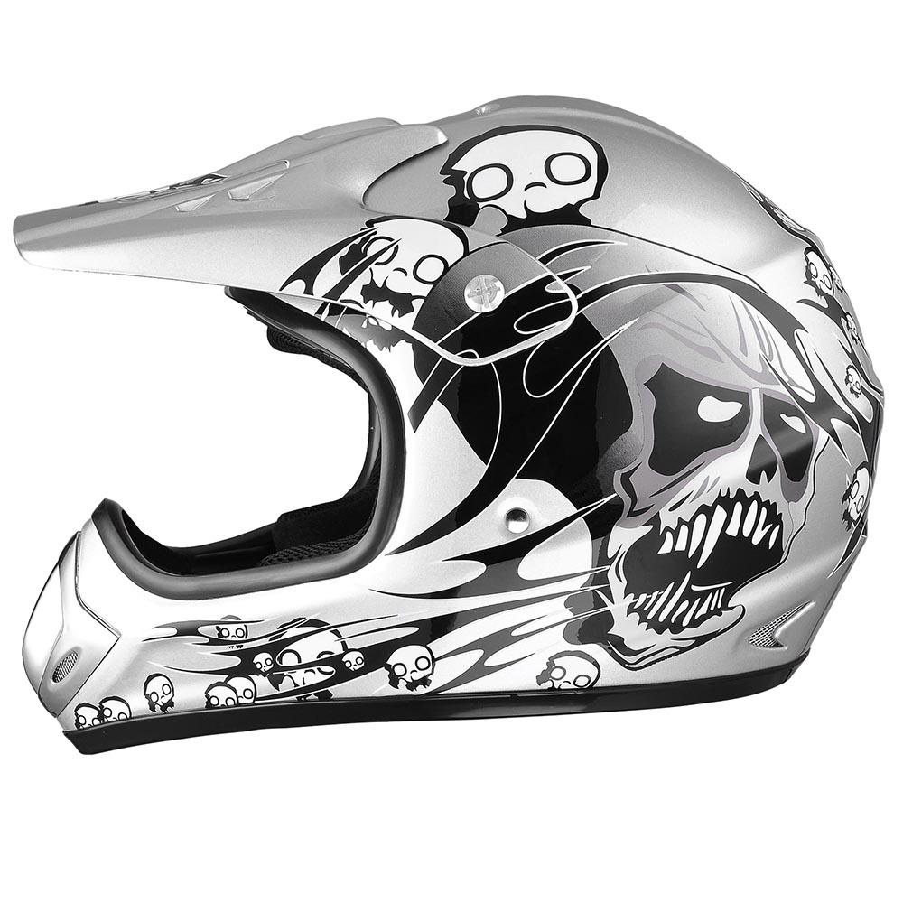 DOT-Approve-Motocross-Offroad-Dirt-Bike-Helmet-Adult-Full-Face-MX-Helmets-M-L-XL thumbnail 40
