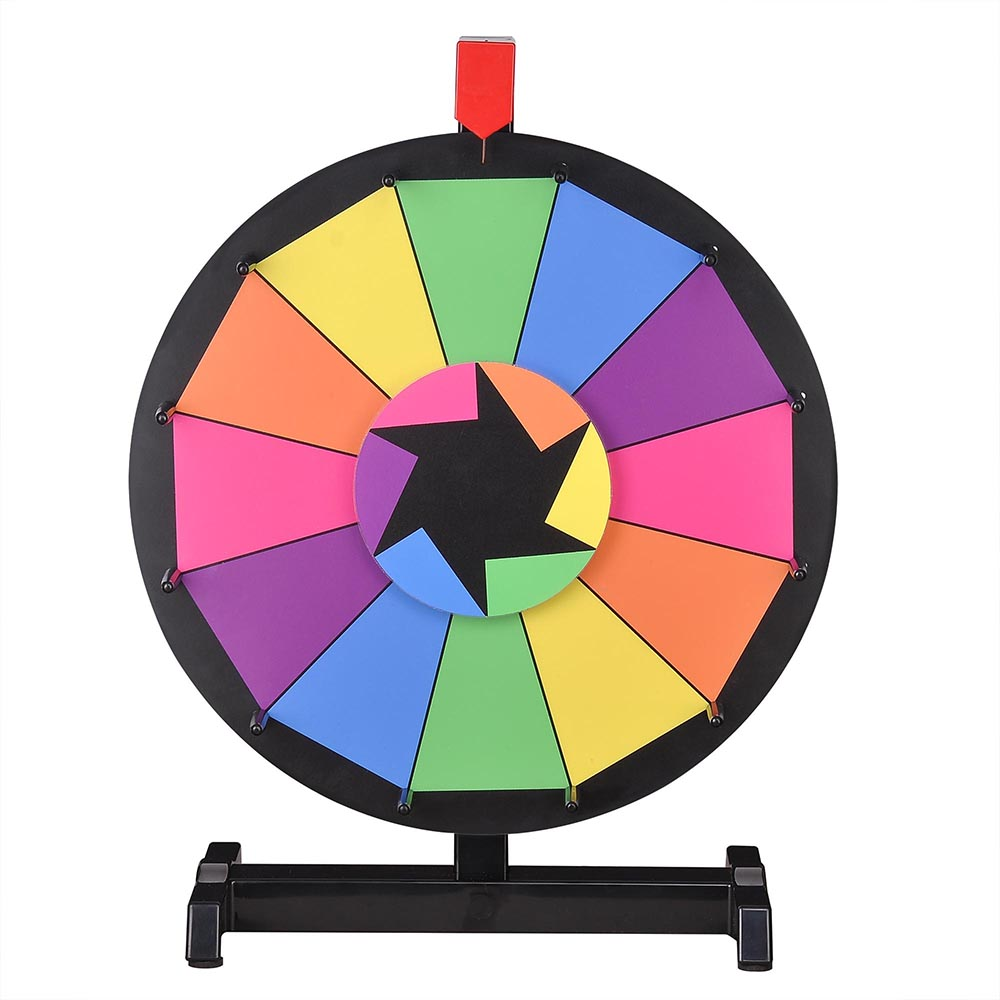 Nz lotto winning wheel prizes for carnival games