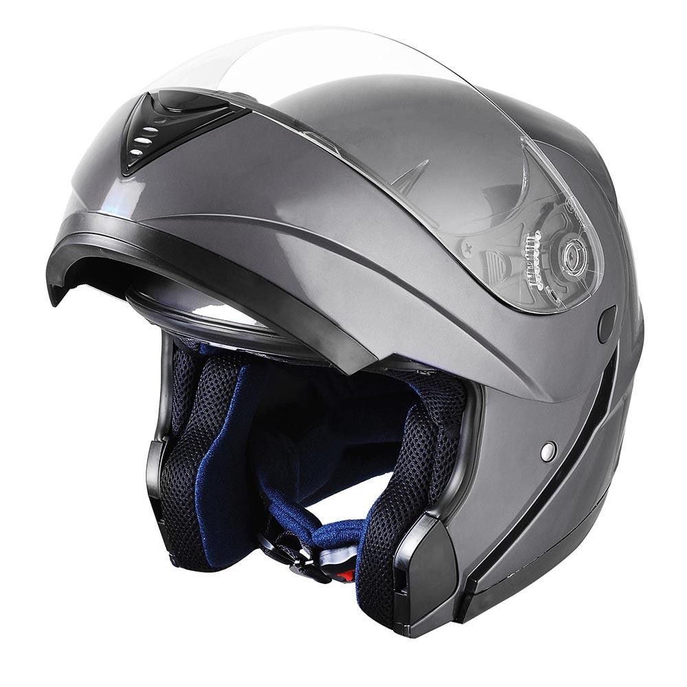 Flip-Up-Front-Modular-Full-Face-Helmet-ECER-22-05-Motorcycle-Motorbike-S-M-L-XL thumbnail 36