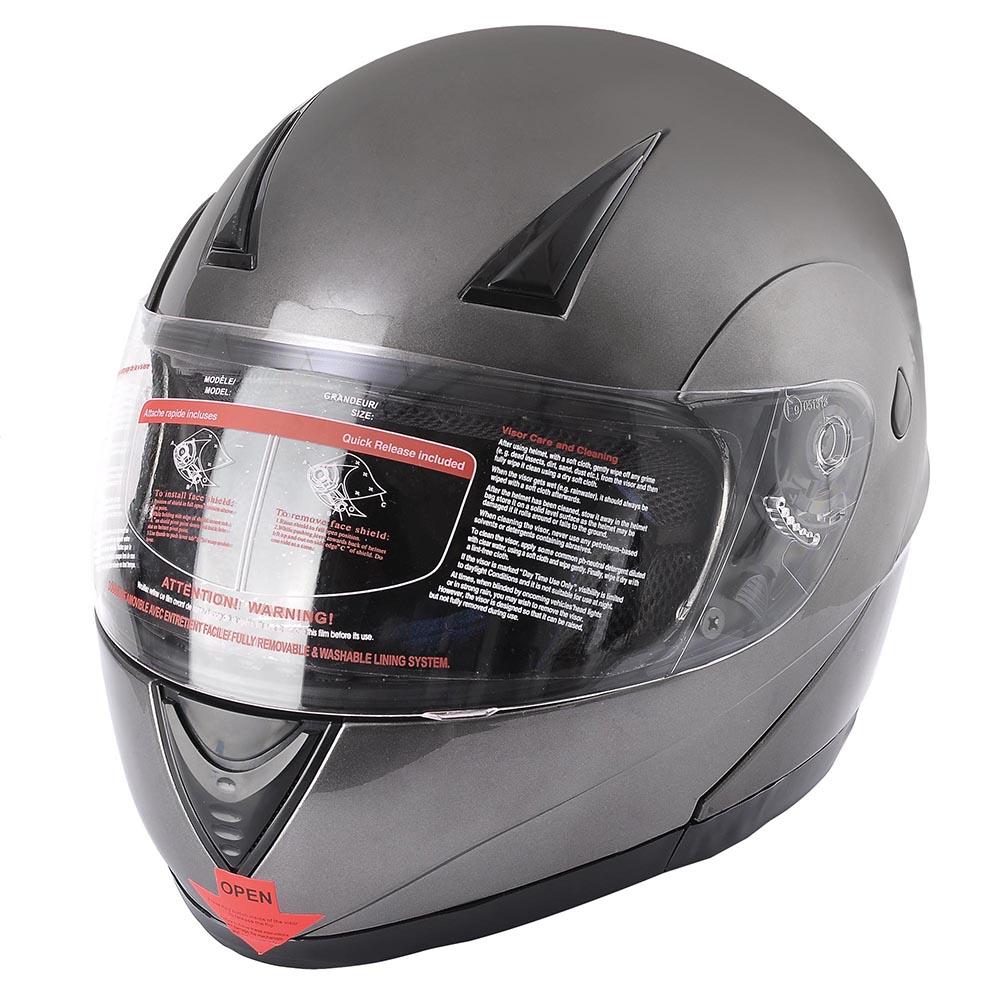 Flip-Up-Front-Modular-Full-Face-Helmet-ECER-22-05-Motorcycle-Motorbike-S-M-L-XL thumbnail 42