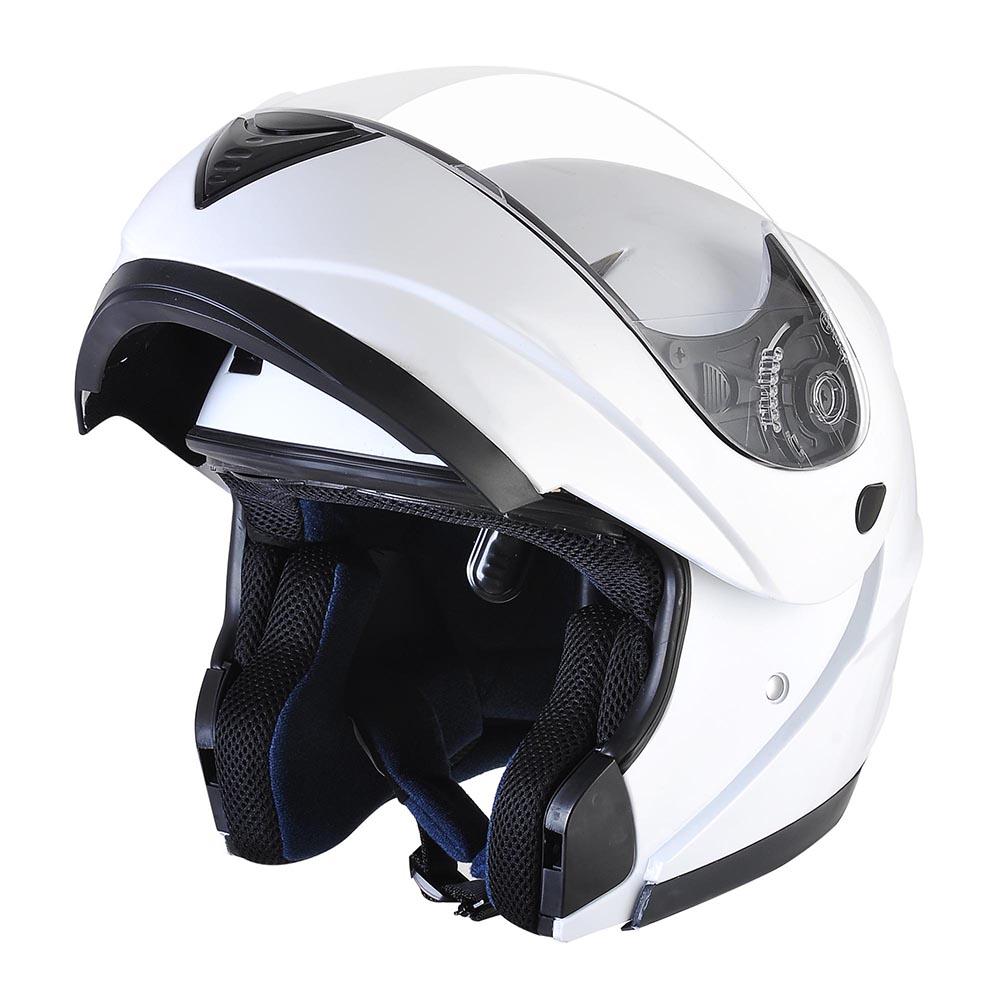 Flip-Up-Front-Modular-Full-Face-Helmet-ECER-22-05-Motorcycle-Motorbike-S-M-L-XL thumbnail 26