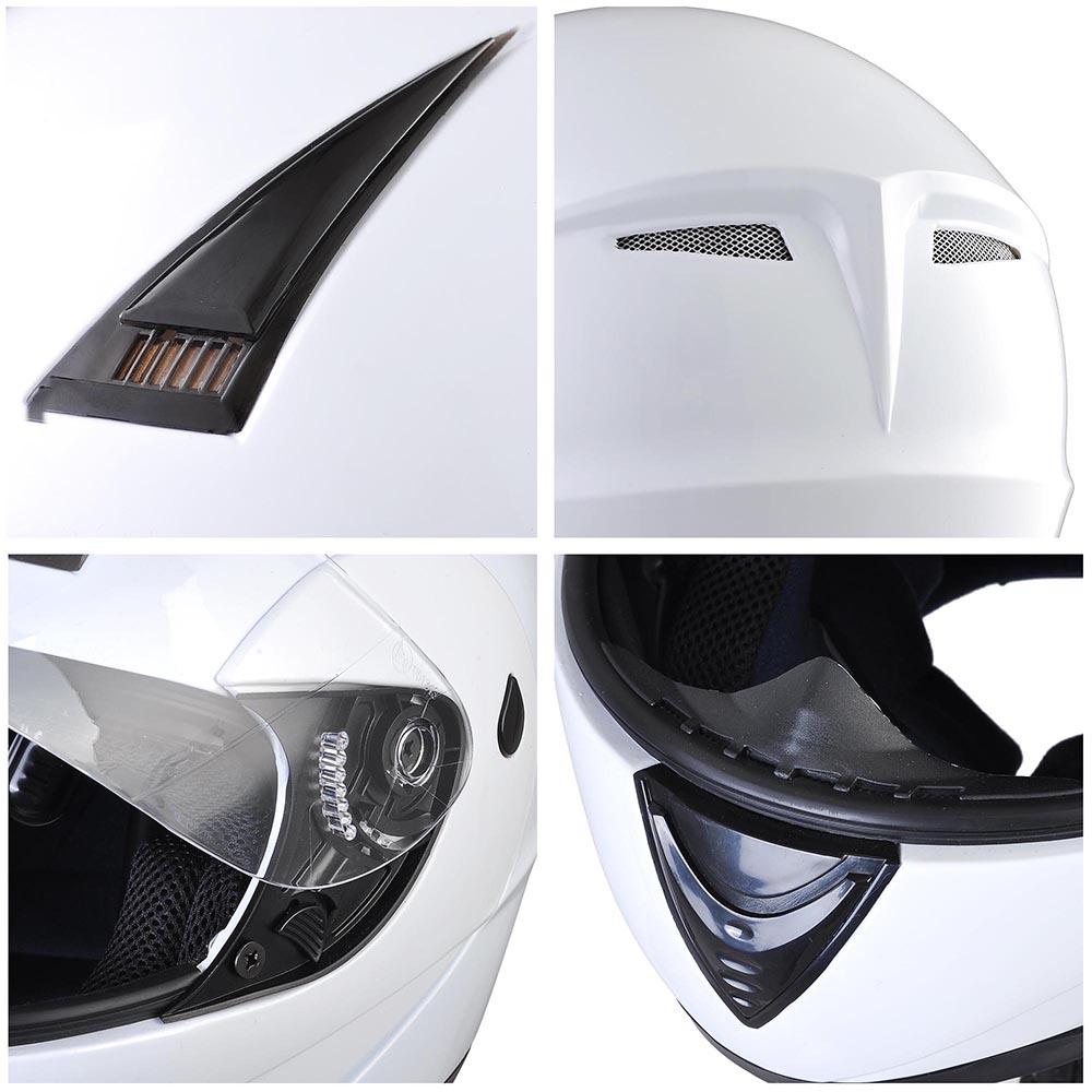 Flip-Up-Front-Modular-Full-Face-Helmet-ECER-22-05-Motorcycle-Motorbike-S-M-L-XL thumbnail 30