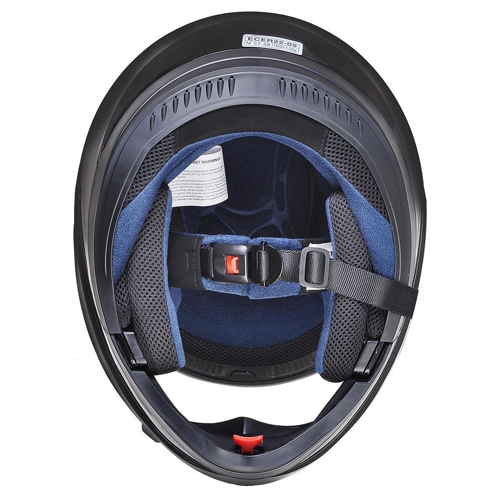 Flip-Up-Front-Modular-Full-Face-Helmet-ECER-22-05-Motorcycle-Motorbike-S-M-L-XL thumbnail 129
