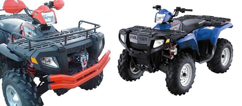 Polaris Sportsman 400 >> Details About Kfi A2000 Winch Mount Kit 2005 2010 Polaris Sportsman 400 500 600 700 800
