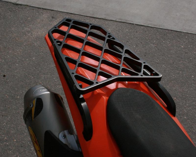 Ktm 350 Xcf >> PRO MOTO BILLET RACK-IT BILLET CARGO RACK - BLACK _PMB-01 ...
