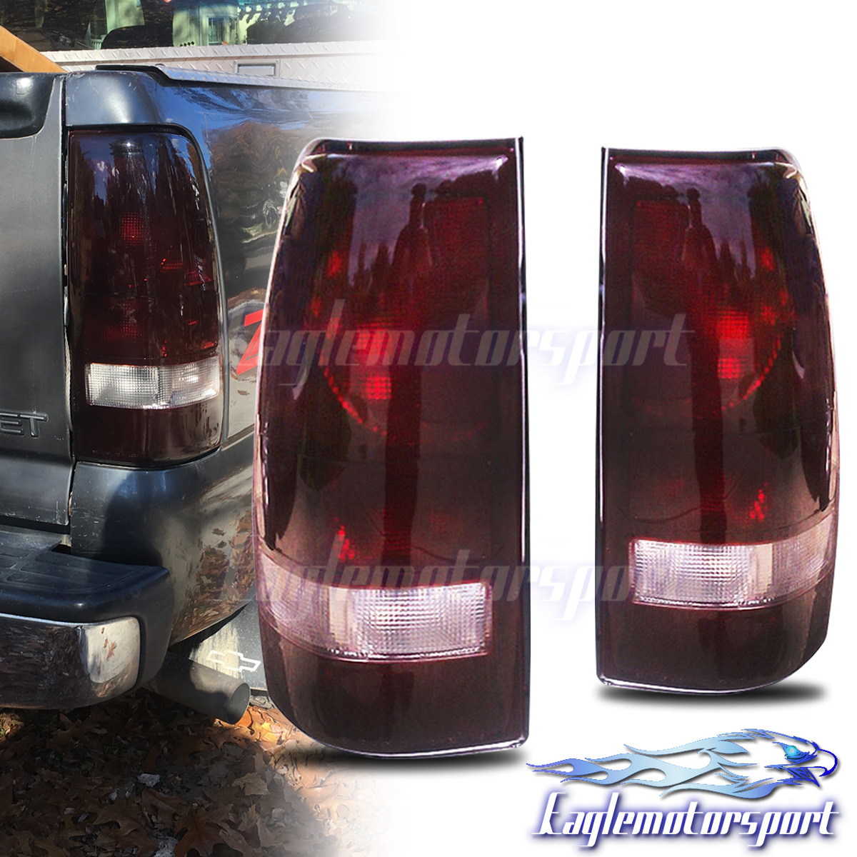 dark red 1999 2001 2002 chevy silverado 1999 2006 gmc. Black Bedroom Furniture Sets. Home Design Ideas