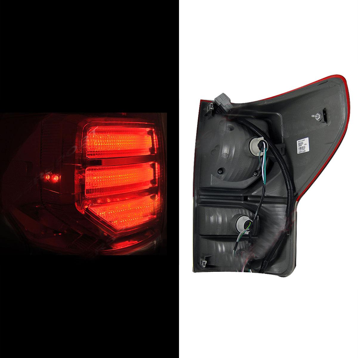 toyota truck tail light wiring toyota tundra tail light wiring 2007 2008 2009 2010 2011 2012 2013 toyota tundra led red ...