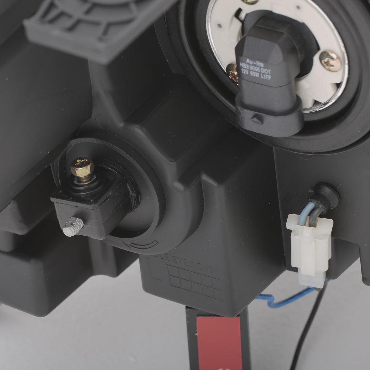 2013 Jeep Grand Cherokee Headlight Diagram Electrical Wiring Diagrams Ultron Neon Tube 2014 2015 Black Projector Head Lights