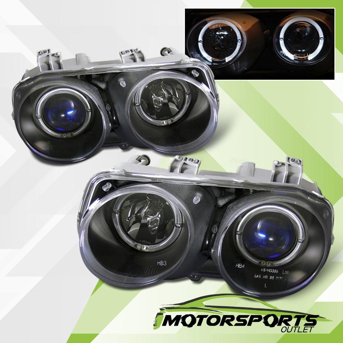 [Dual LED Halo] 1994 1995 1996 1997 Acura Integra