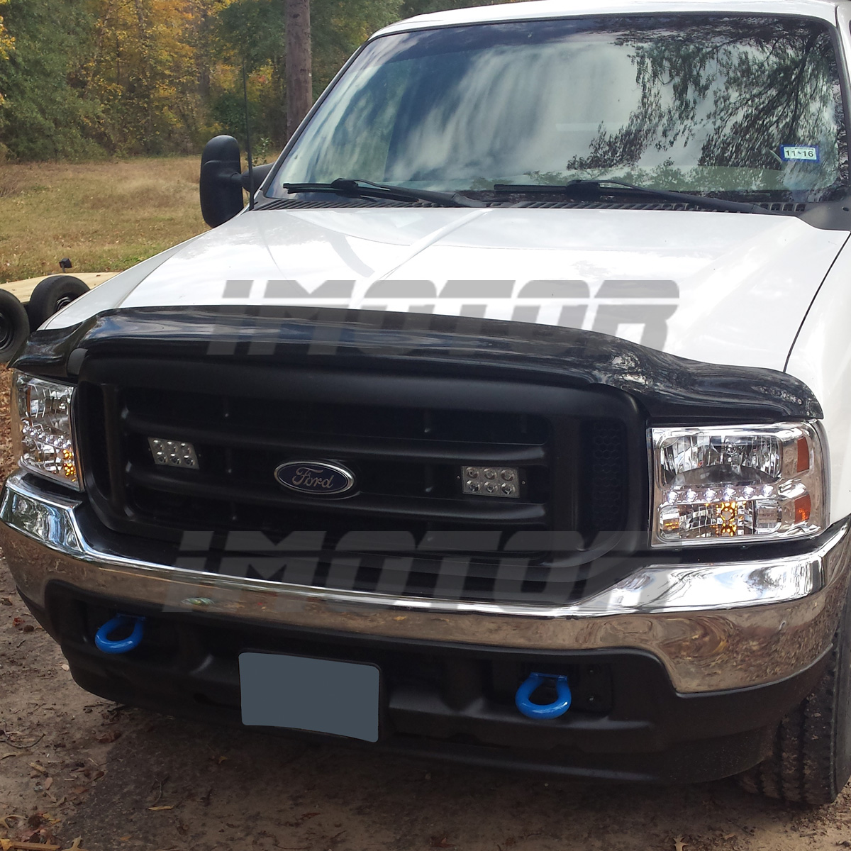 Ford F 250 Headlights : Led drl ford f superduty excursion
