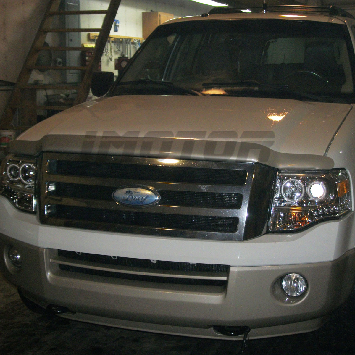 Ford Expedition 2008 For Sale: [Dual CCFL Halo] 2007-2014 Ford Expedition Chrome LED