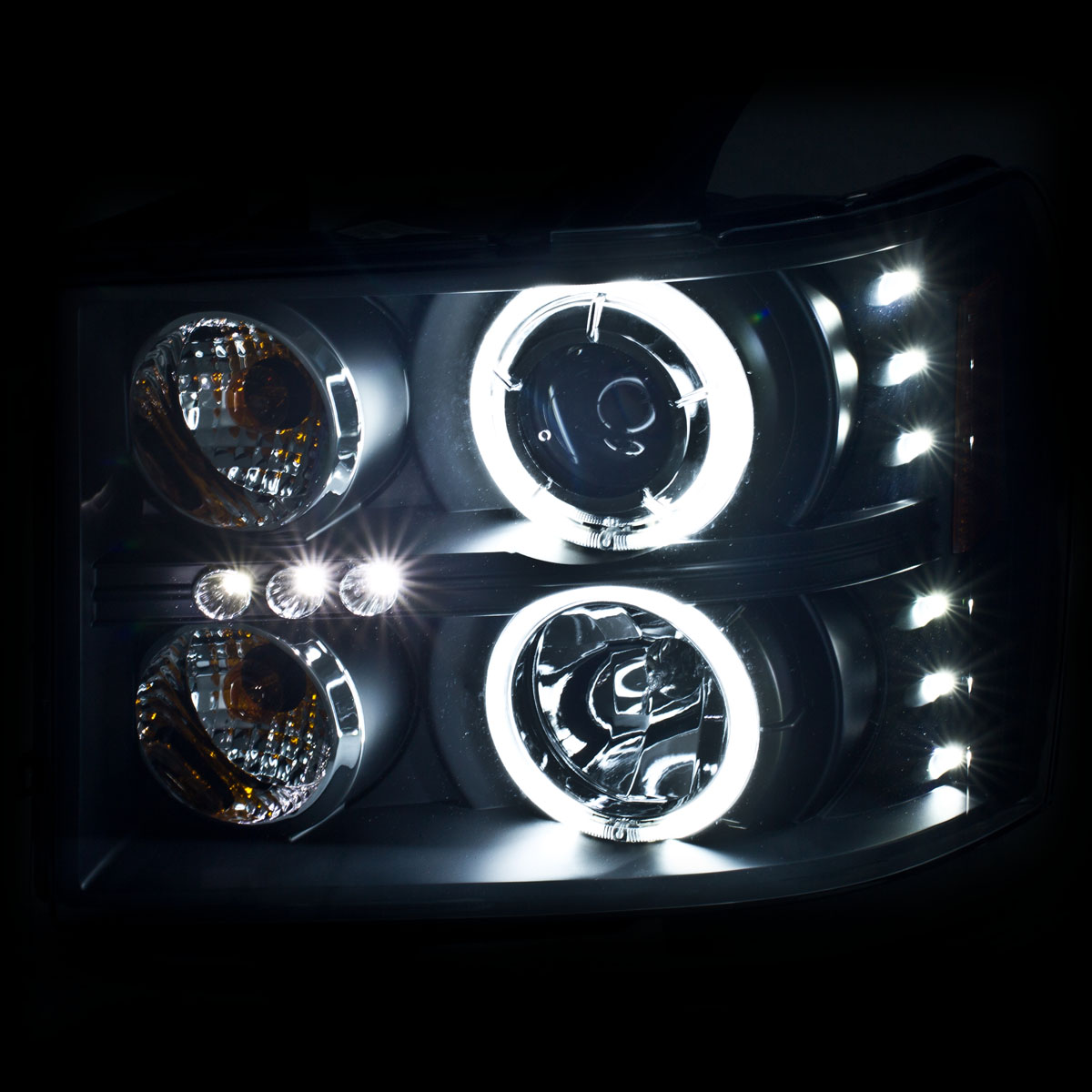 Az Gs Pbc Rf A on 2011 Gmc Sierra Halo Headlights