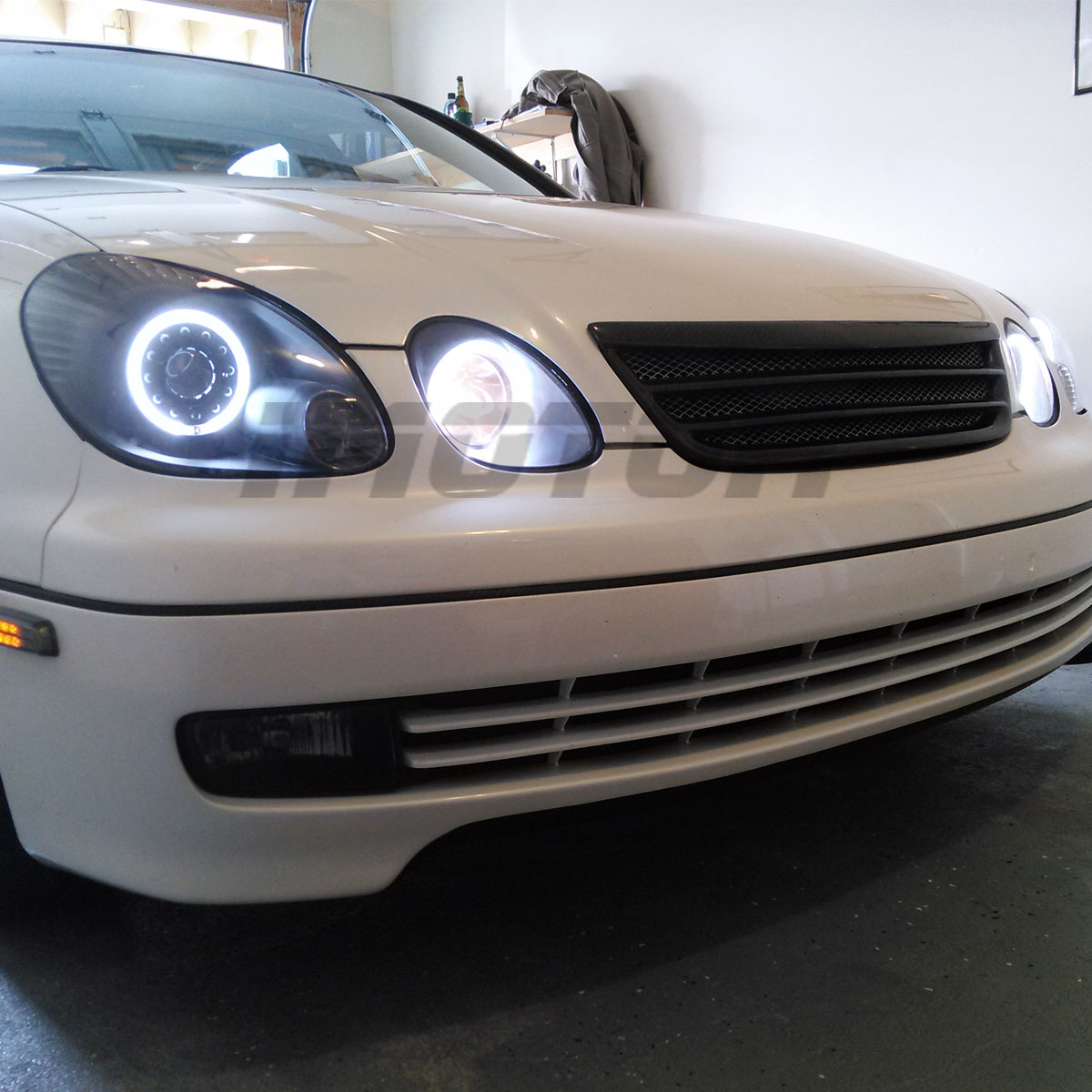 Lexus 2001 Is300 For Sale: [Dual CCFL Halo]1998-2005 Lexus GS300 GS400 GS430 4DR
