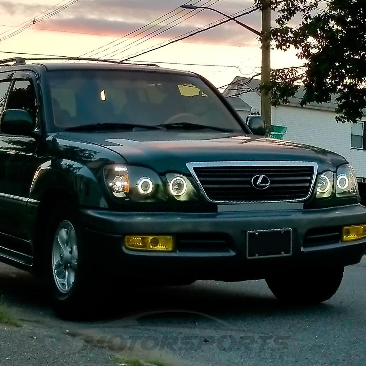 1998 1999 2000 2001 2002 2003 2004 2005 2006 2007 Lexus LX470