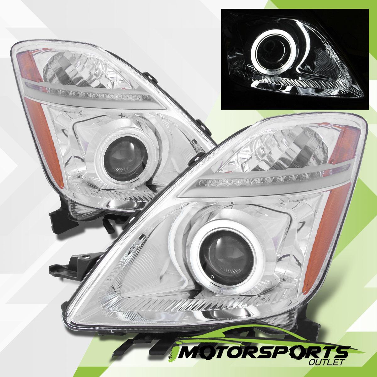 2008 toyota prius headlight bulb ebay