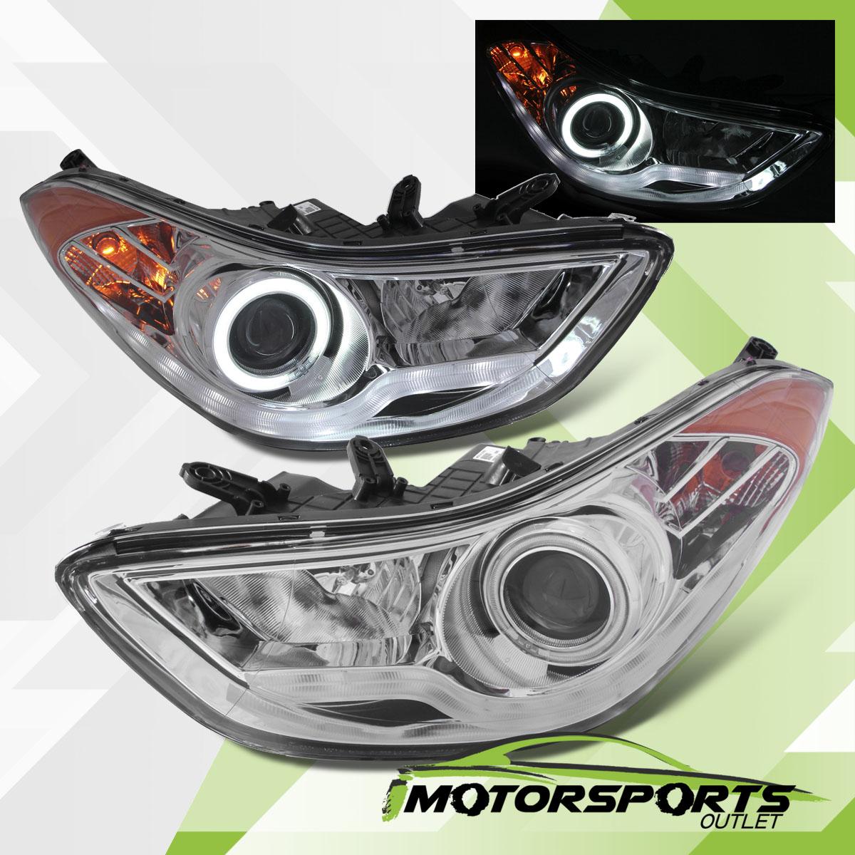 2013 Hyundai Elantra Hatchback Brake Light Bulb Third