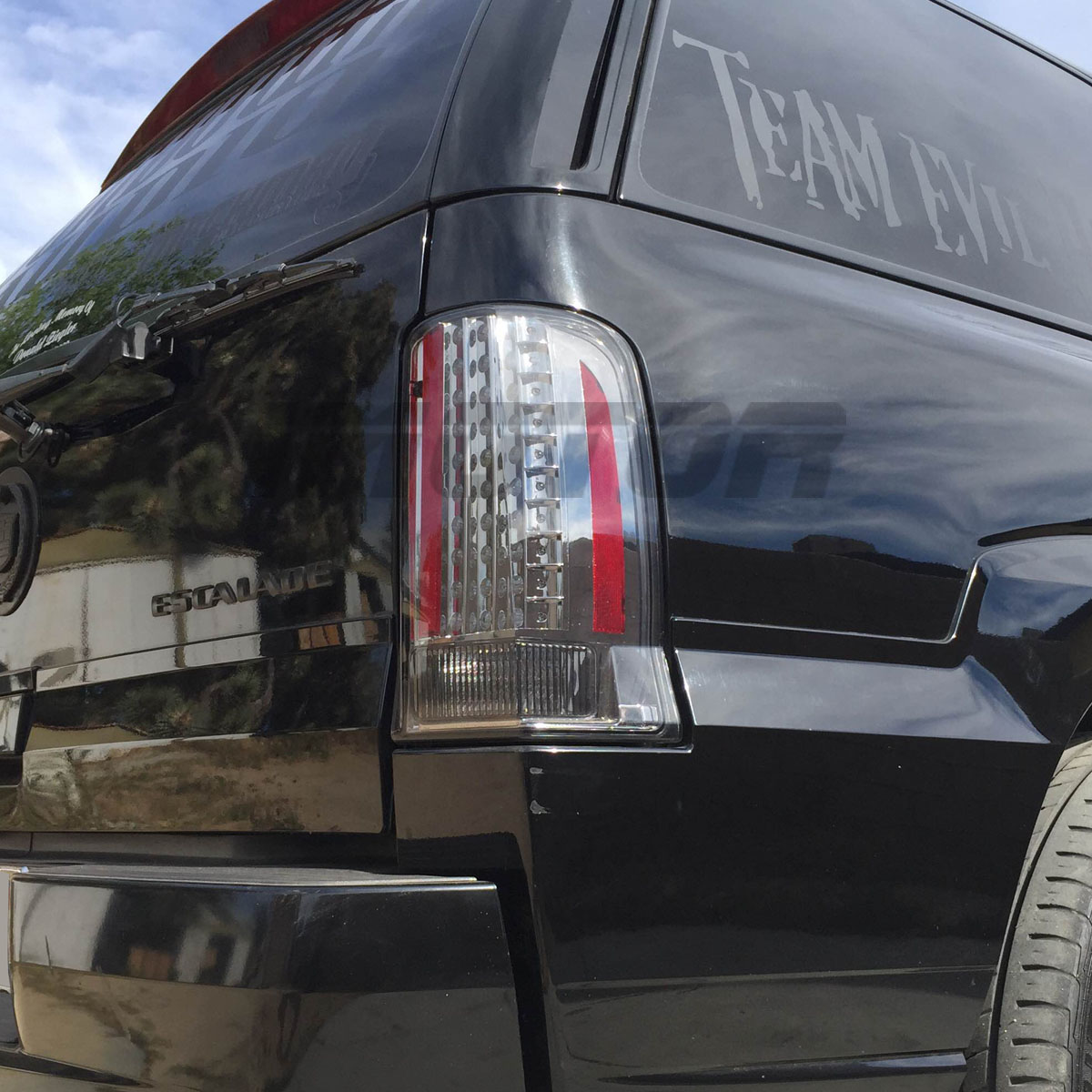 Escalade Ext For Sale >> 2002 2003 2004 2005 2006 Cadillac Escalade Smoke Tint LED ...