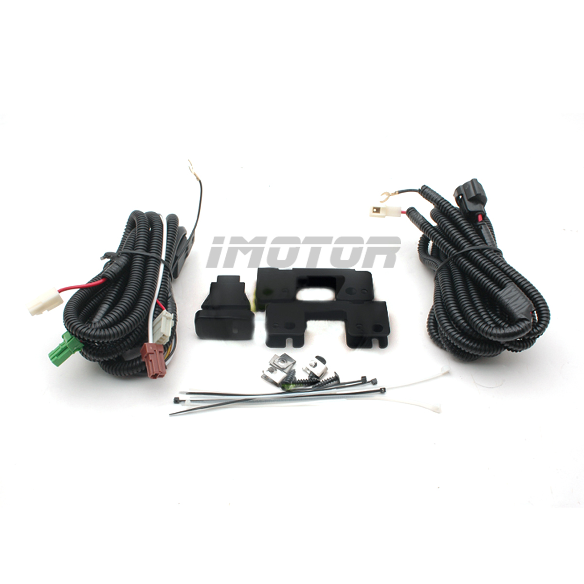 For 2002-2005 Honda Civic SI Hatchback 3Dr JDM Fog Lights+Wiring Harness+Switch  | eBay