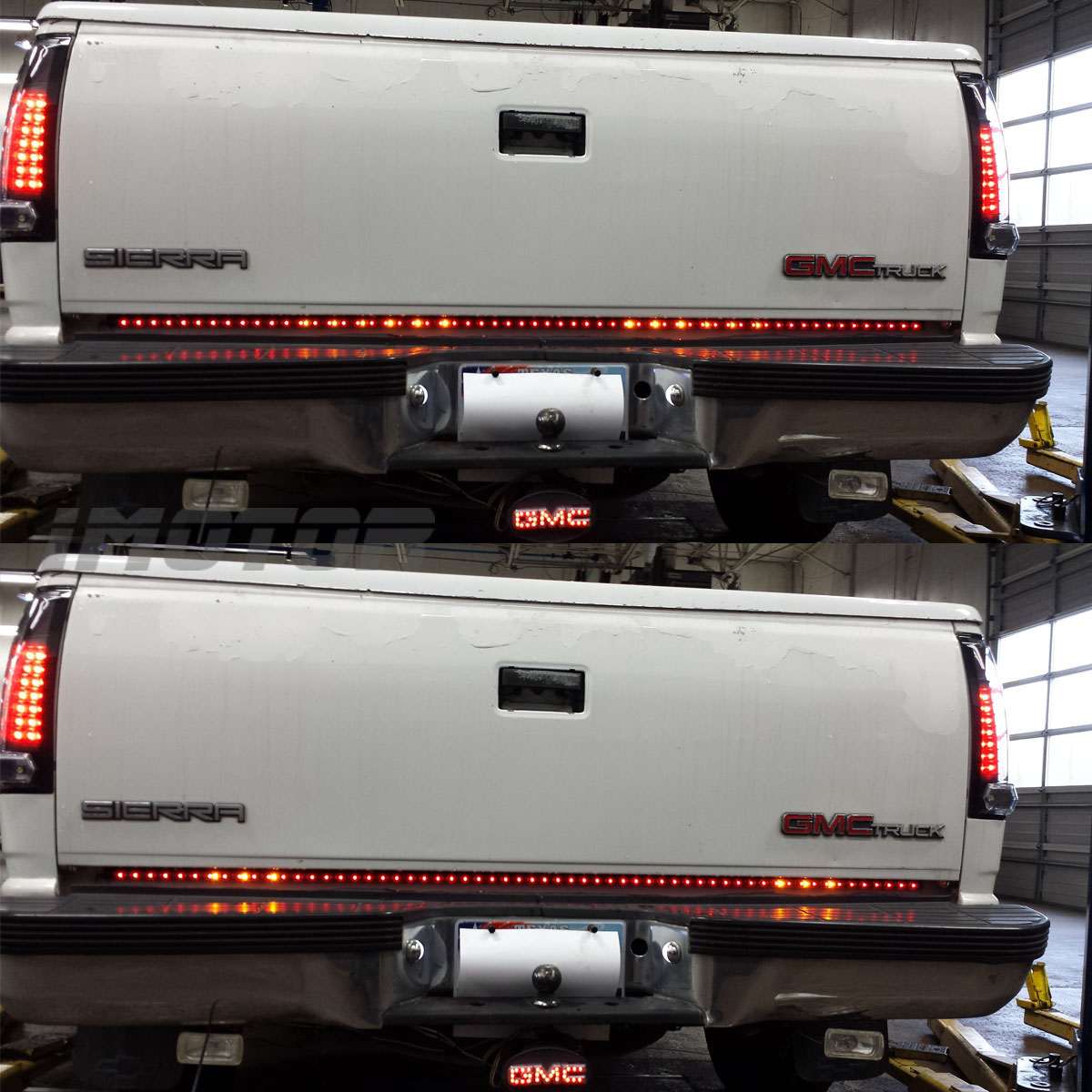 60 long 6 functions led rear brake truck tailgate light strip bar 60 long 6 functions led rear brake truck tailgate light strip bar pick up ebay mozeypictures Images