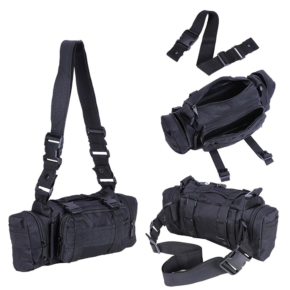 55L-Outdoor-Military-Molle-Tactical-Backpack-Rucksack-Camping-Bag-Travel-Hiking thumbnail 7