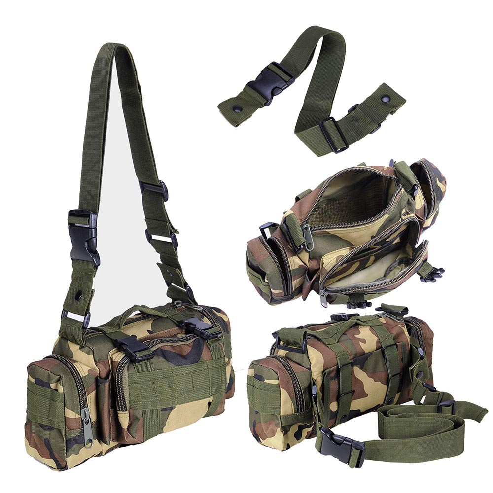 55L-Outdoor-Military-Molle-Tactical-Backpack-Rucksack-Camping-Bag-Travel-Hiking thumbnail 47